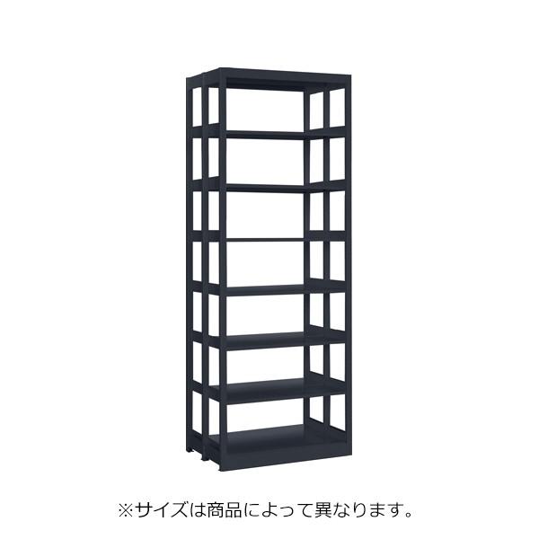 複式基本型 有効段数:B5 7段   イナバ 複柱書架 収納家具通販 - Kagg.jp